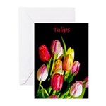 Tulips Greeting Cards (Pk of 20)
