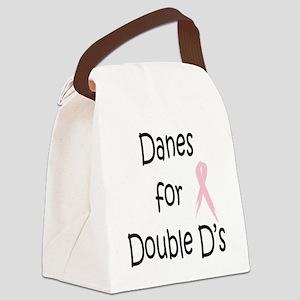 danes10x10 Canvas Lunch Bag
