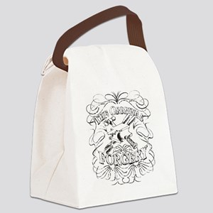 shirt Graphic4 stressed Canvas Lunch Bag