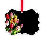 Tulips Picture Ornament