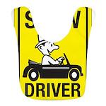 Slow Driver 8 Bib
