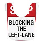 Stop Blocking 8 Bib