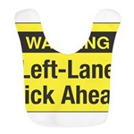 WarningYellow10 Bib