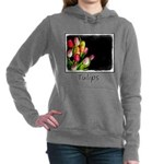Tulips Women's Hooded Sweatshirt