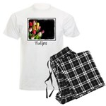 Tulips Men's Light Pajamas