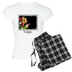 Tulips Women's Light Pajamas