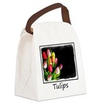 Tulips Canvas Lunch Bag