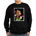 Tulips Sweatshirt (dark)