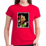 Tulips Women's Dark T-Shirt
