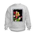 Tulips Kids Sweatshirt