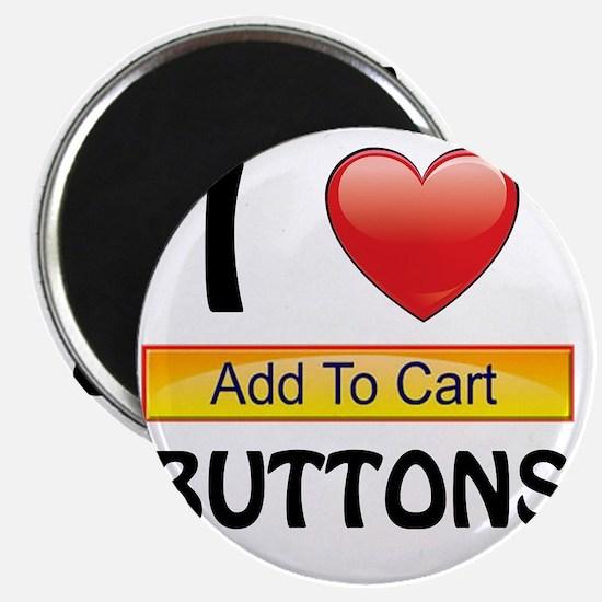 i-heart-add-cart-buttons-01 Magnet