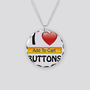 i-heart-add-cart-buttons-01 Necklace Circle Charm