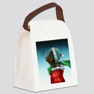 Decembers Bliss Canvas Lunch Bag