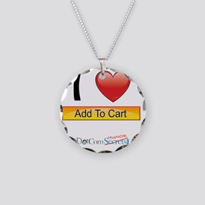 i-heart-add-cart-buttons-04 Necklace Circle Charm