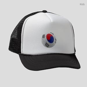 South Korea world cup Ball Kids Trucker hat