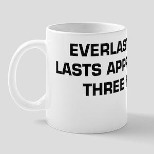Everlasting love W Mug