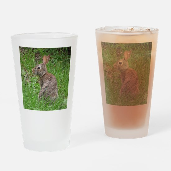 RabTile Drinking Glass