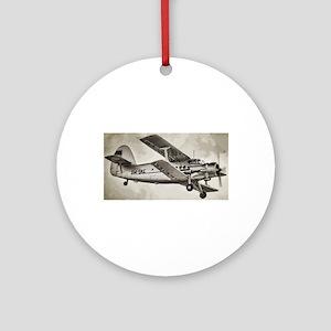 Antonov An-2 Ornament (Round)