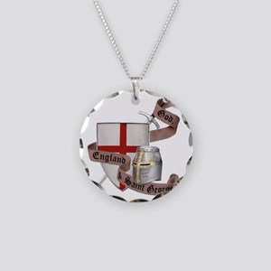 2-knights templar non nobis  Necklace Circle Charm