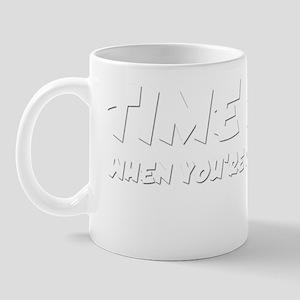 Time flies B Mug