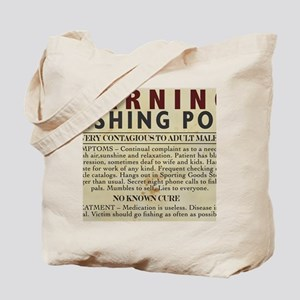 Fishing-Pox Tote Bag
