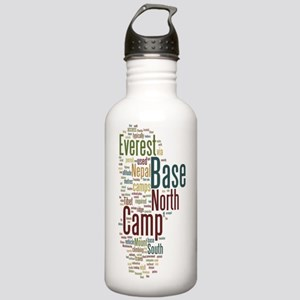 everest bc 2 wordle Stainless Water Bottle 1.0L
