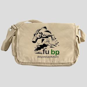 Dolphin Oil Messenger Bag