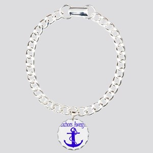 Anchors Aweigh Charm Bracelet, One Charm