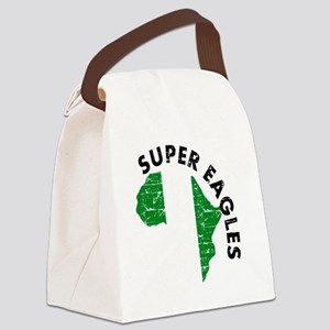 african soccer designs Canvas Lunch Bag