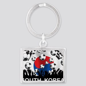 Korea Republic World Cup 2 Landscape Keychain