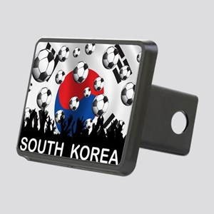 Korea Republic World Cup 2 Rectangular Hitch Cover