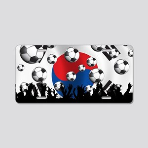 Korea Republic World Cup 2 Aluminum License Plate