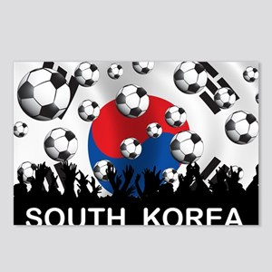 Korea Republic World Cup  Postcards (Package of 8)