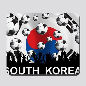 Korea Republic World Cup 2 Mousepad
