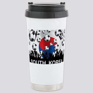 Korea Republic World Cup 2 Stainless Steel Travel