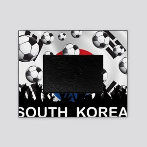 Korea Republic World Cup 2 Picture Frame