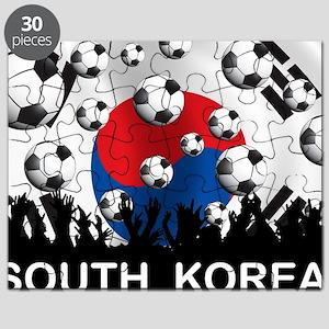 Korea Republic World Cup 2 Puzzle