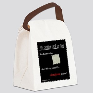 rag Canvas Lunch Bag