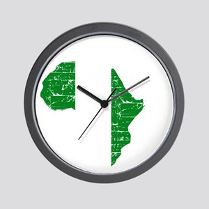 african soccer designs Wall Clock