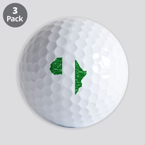 african soccer designs Golf Balls
