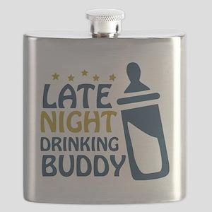 drinkingbuddy Flask