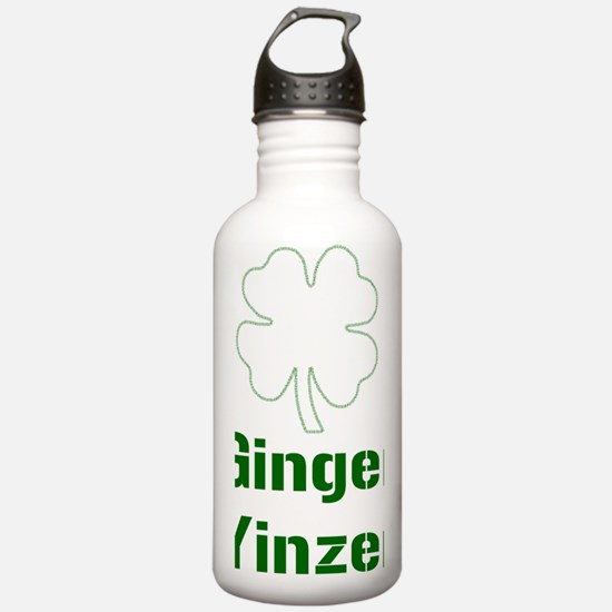 ginyincentered Water Bottle