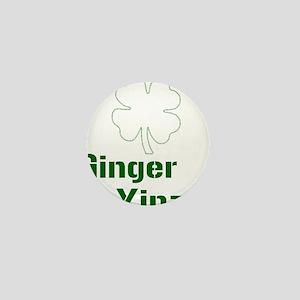 ginyin plain Mini Button