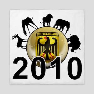 Germany Football5 Queen Duvet
