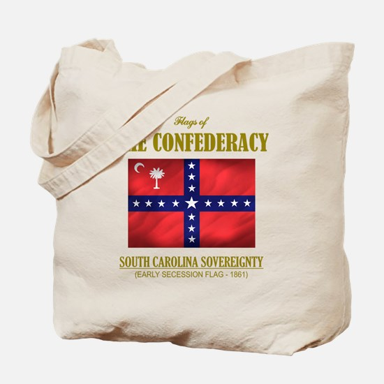 SC Sovereignty (Flag 3) Tote Bag