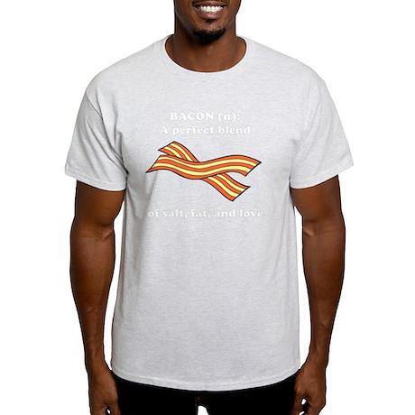 bacon_t_shirt copy Light T-Shirt