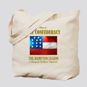 The Hampton Legion (Flag 3) Tote Bag