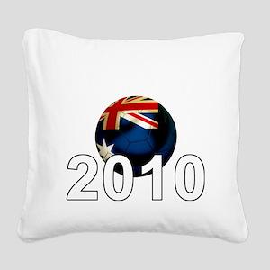 Australia6Bk Square Canvas Pillow