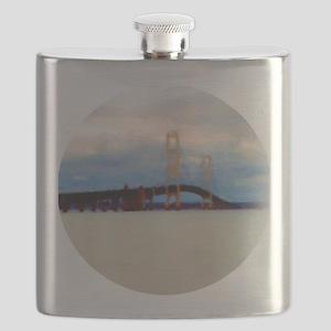 Mac Bridge Circle Flask