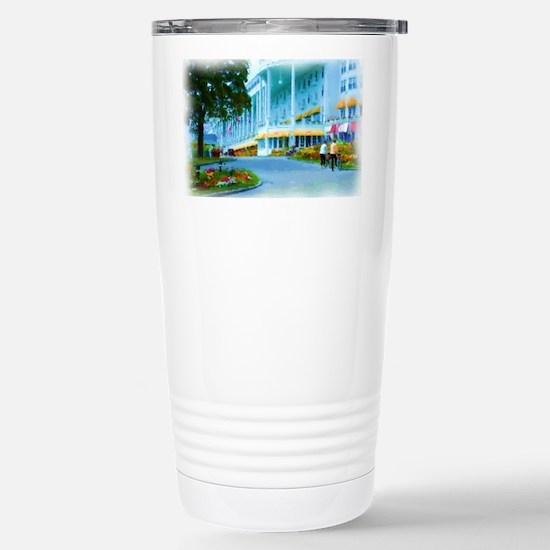 Mac Hotel Side-water Stainless Steel Travel Mug